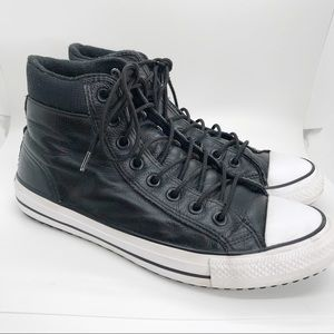 Converse Chuck Taylor All Star Leather High Tops
